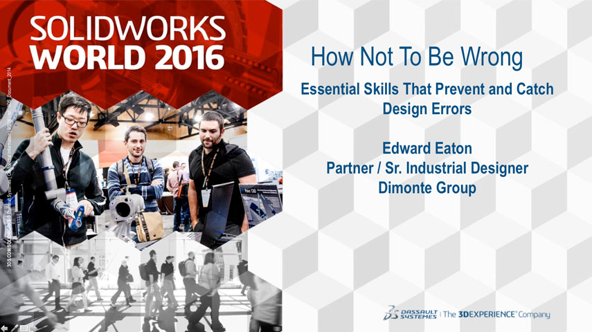 SWW2016-HowNotToBeWrong-title