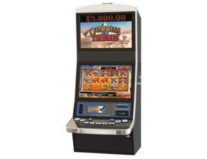 Cadillac Jack Genesis Slot Machine Cabinet