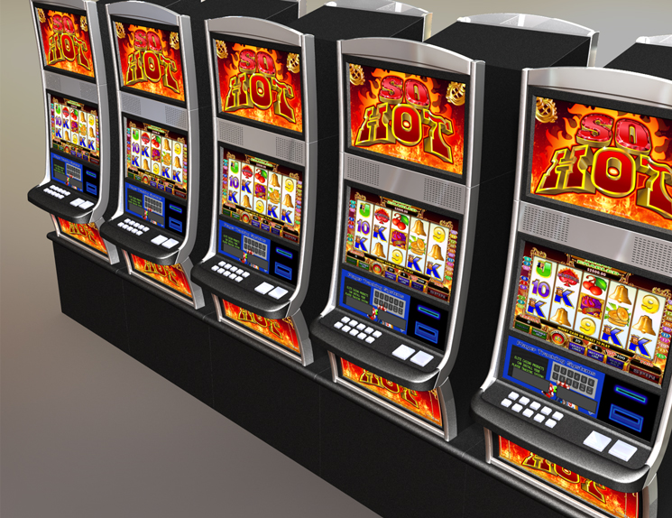 Jack Cadillac 27 Slot Machine - Play Online Slots for Free