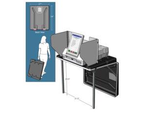 AutoMARK Voting Accessories
