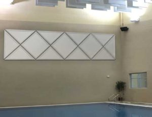 CMA Acoustical Wall Panel System