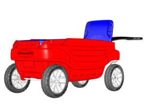 Radio Flyer #3100 Wagon