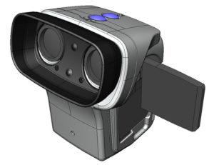 TDVision 3D HD Camera