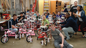 Case Study – TOTs Tricycle
