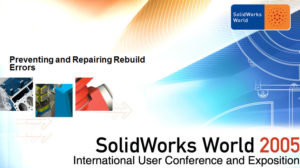 SolidWorks World 2005 – Trees Of Blood